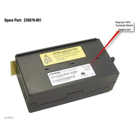 Bateria 2V 15Ah - EVA 3000 / 5000 - 235870-001