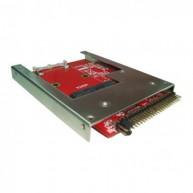 "Conversor de SSD M-SATA para IDE 2.5"""
