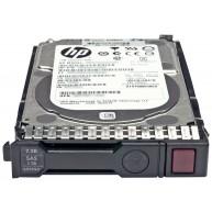 "HP 1TB 6Gb/s 7.2K DP SAS 2.5"" SFF HS MDL HDD SC G8-G9-G10 HDD (652750-B21, 653954-001)"