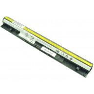 Lenovo Bateria Preta compatível G5XXS 4C 14.4V 2.6Ah 37Wh (L12L4A02, L12M4A02, L12S4A02, L12S4E01, L14C4A01)