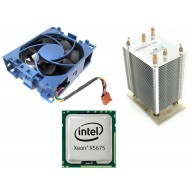 HP 638315-B21 ML350 G6 Intel Xeon X5675 (3.06GHZ/6-CORE/12MB/95W) Processor Kit Upgrade (R)