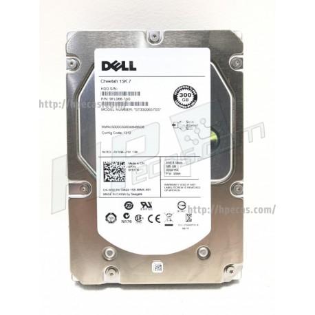 "Disco DELL 300GB 3.5"" 6G 15K SAS Hot-Plug (342-2087) (R)"