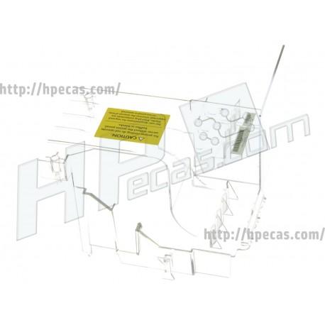 HP Large redundant fan air baffle (511772-001)