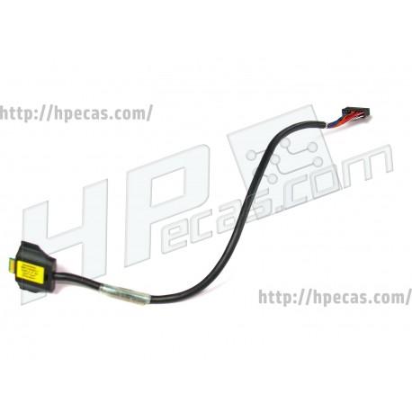"""HP Cabo Bateria HP P400 - 16Pin - 11.5"""" (409124-001)"""