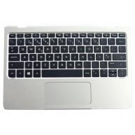 HP Top Cover Silver com Teclado PT integrado e TouchPad (902365-131)