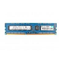 HPE 8GB (1x 8GB) 2Rx8 PC3L-10600E DDR3-1333 CL9 ECC 1.35V LV (647658-081, 647909-B21, 664696-001, HMT41GU7MFR8A-H9) (R)