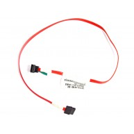 HPE SATA Cable 1U, 610mm (24.0in) long (465661-001, 448180-002, 6017B0145102) R