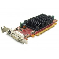 DELL ATI Radeon HD2400 Pro, 256MB, DVI-I, TV Out (0YP477, 102B1700200 000001, AMD B170, CN-0YP477, YP477) R