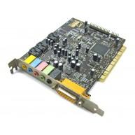 Placa de Som 5.1 Creative Sound Blaster Live! PCI Sound Card (CT4830) R