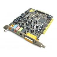 Placa de Som 5.1 Creative Sound Blaster Live! PCI Sound Card (SB0100) R