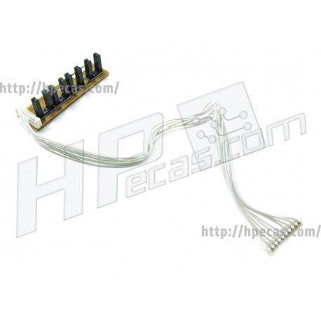 Brother Ink Cartridge Detection Sensor Board (B57C001-1, LK3326001) R
