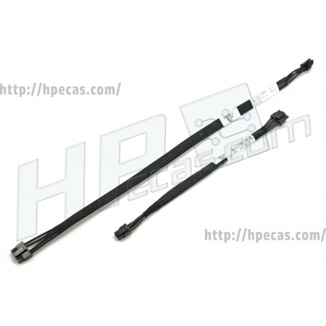 HP Power Cable kit includes two cables (747560-001, 747561-001, 784622-001)