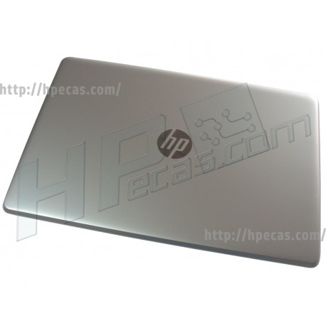 HP LCD Back Cover Natural Silver (L03439-001, L04552-001)
