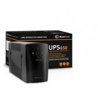 UPS650EU - SMART UPS 650VA / 390W 1USB 2RJ45 2SCHUKO - Q3