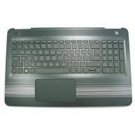 HP TOP COVER com Teclado PT Natural Silver (856026-131, 3FG34TSTP00, HPM14M53P0-920)