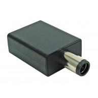 HP conversor AC 4.5x3.0mm para 7.4x5.0mm (859740-001)