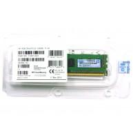 HP 4GB (1X4GB) 2Rx8 PC3L-12800E DDR3-1600 Unbuffered CL11 ECC 1.35V STD (713751-071, 713977-B21, 715280-001)