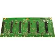 511787-001 HP 6-bay SAS/SATA (LFF) hard drive backplane board (R)