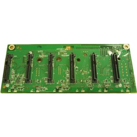 511787-001 HP 6-bay SAS/SATA (LFF) hard drive backplane board