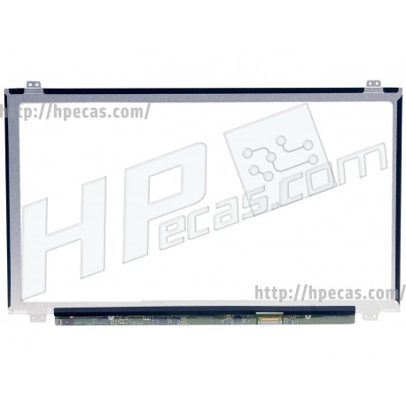 "LCD 15.6"" 1366x768 WXGA HD Glossy TN WLED 30-Pinos BR eDP Flat 2BT 2BB (LCD037)"