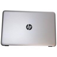 HP 15-AY 15-AU 15-AS 15-BA 15-BG LCD Back Cover Silver (854987-001)