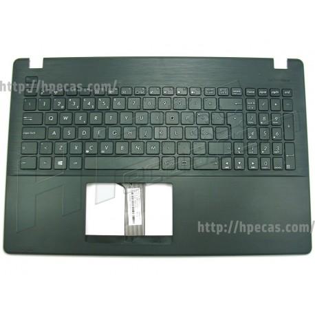 Teclado + Top Cover ASUS X551MA-1A (90NB0481-R30190, 0KNB0-610EPO00)