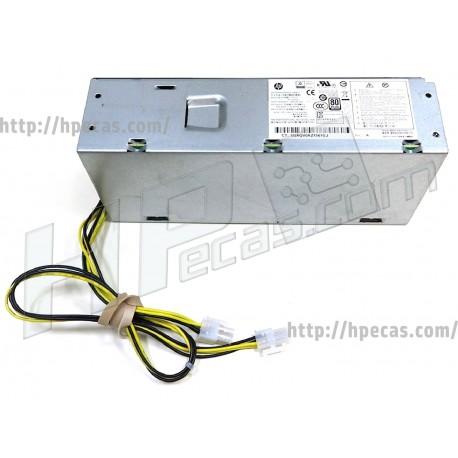Fonte de Alimentação 180W HP Prodesk 400 G4 SFF (914137-001, 906189-001, 906189-003) N