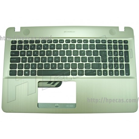 Teclado + Top Cover ASUS X541UV-1A (90NB0CG1-R32PO0, 0KNB0-6723PO00)
