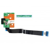 HP Input power button board and cable (518165-001)