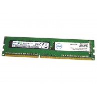 Memória DELL 4GB 1Rx8 PC3L-12800E DDR3-1600 Unbuffered CL5 ECC (A7303660, 0YWJTR, YWJTR, M391B5173BH0-YK0, SNPYWJTRC/4G) R