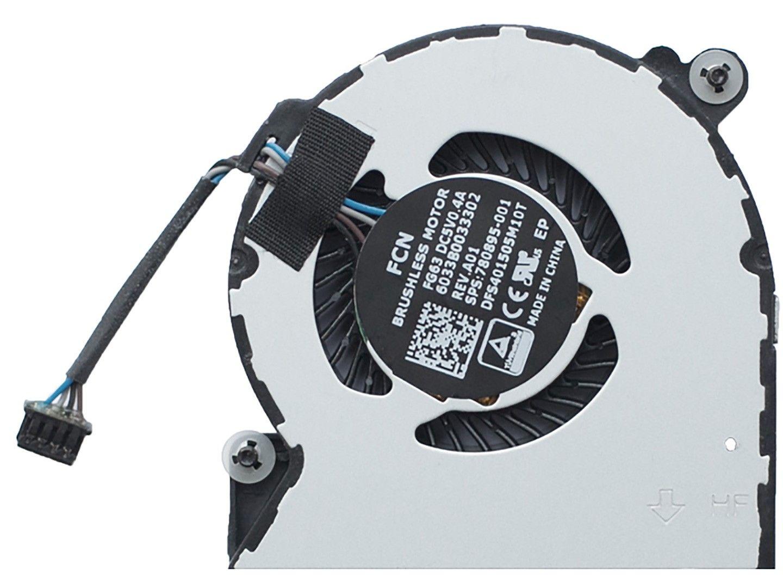 HP EliteBook 720 G1, 725 G2, 820 G1, 820 G2 Laptop Fan