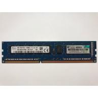 Memória HP 2GB 1Rx8 PC3-12800E DDR3-1600 Unbuffered CL11 ECC (669237-071, 669320-B21, 684033-001)