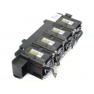 HP Fan assembly, system cooling unit, attaches to chassis (371708-001, DB04048B12U-0065, PMD1204PJB2-A) R