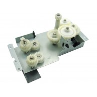HP Fuser drive side plate and gear for LJ M3027, M3035, P3005 (RC2-0655, RM1-3746) R