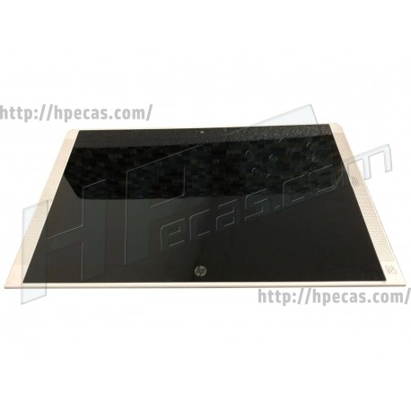 "HP Display Panel 10.1"" Branco para HP X2 10-P0xxxx series (902381-001)"