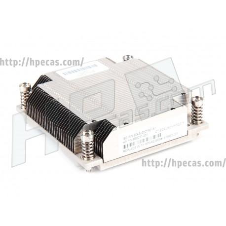 HP Proliant DL360E Gen8 Heatsink (676952-001, 668237-001, 60438B0111401A1)