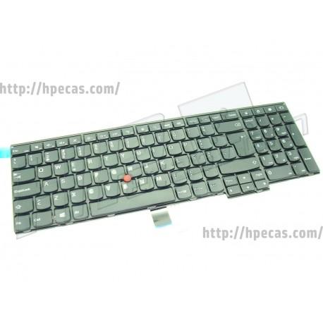 Teclado Lenovo PT GRANT-106P0 (0C45239, 04Y2674, 04Y2574, 04Y2711, 0C45276, PK130SK1A21, MP-12R26P0-G62W)