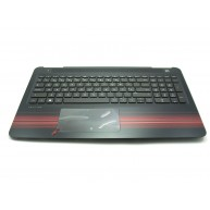 HP PAVILION 15-AU, 15-AW Top Cover with Portuguese Keyboard and TouchPad in Cardinal Red PT (903369-131) N