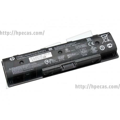 HP Bateria PI06 Original 6C 10.8V 47Wh 4.35Ah (710416-001, FQ107AV, H6L38AA)