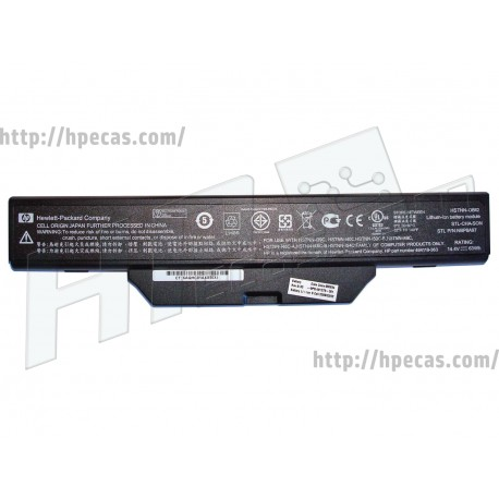 HP Bateria DD08 Original 8C 14.4V 63Wh 4.40Ah (484787-001, 490306-001, 491279-001, 496897-001, 572188-001, 572191-001)