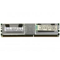 IBM 4GB (1X4GB) 4Rx8 PC2-5300F DDR2-667 FB CL5 ECC 1.80V STD (43X5061, 46C7420, 46C7423) N