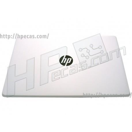 HP LCD Back Cover Snow White, for Defeatured models (L13908-001)