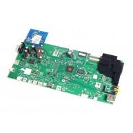 HP OfficeJet Pro 8620 Formatter Circuit Logic Main Board + WiFi Card (A7F65-60001) R