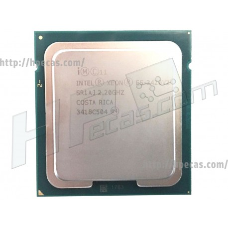 Intel Xeon Processor E5-2420v2 2.20GHz 15M Cache 6-Core (SR1AJ)