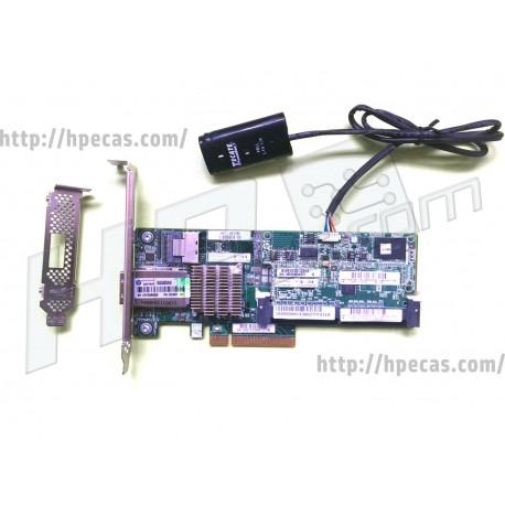 HP KIT Smart Array P222 512GB FBWC SAS Controller (631667-B21, 631668-B21, 633537-001) R