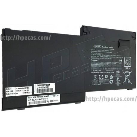 HP Bateria Original SB03XL 3C 11.1V 26Wh 2370mAh (717377-001, 719944-001, SB03026XL)