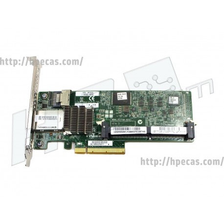 HPE Smart Array P222 FBWC SAS Controller (633537-001, 610669-003)