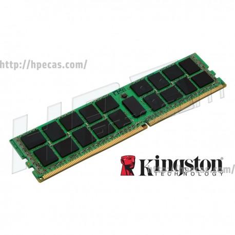 KINGSTON 32GB (1x 32GB) 2RX4 PC4-19200 DDR4-2400 Registered CL17 ECC 1.2V STD (KTH-PL424/32G) N