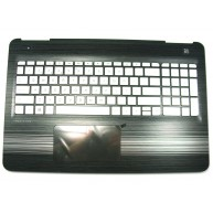 HP Top Cover s/TouchPad c/Teclado PT em Natural Silver Retro-iluminado (858971-131, V150646JS1 PO)