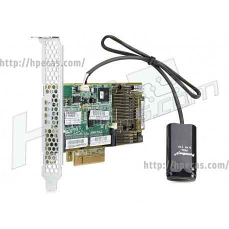 HPE Smart Array P430/2GB FBWC 12Gb 1-port Int SAS Controller (698529-B21) R
